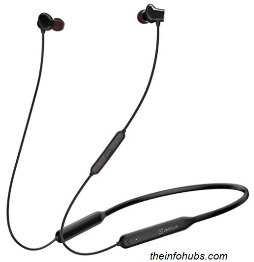 Buy OnePlus Bullets Wireless Z in-Ear Bluetooth Earphones with Mic (Black)