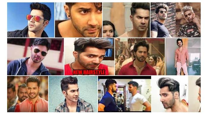 Varun Dhawan Hairstyle in all Popular Movie