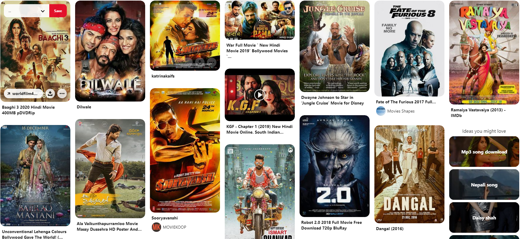 2021 Full HD Bollywood Movies Download 1080p